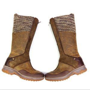 MERRELL winter boots 9 brown 200 gram insulation